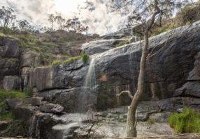 Charman Falls, Kelvin View